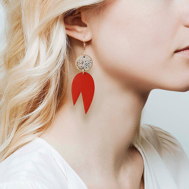 Boucles made in France femme